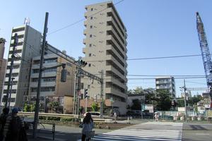 ステージファースト西早稲田の外観