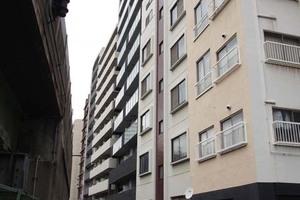 プレサンスロジェ東京湊の外観