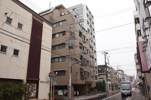 グリーンフォレスト錦糸町の外観