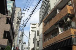 フィールA渋谷の外観