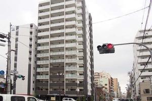 ザパークハウス浅草橋の外観
