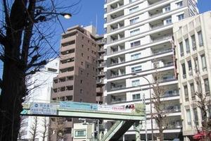 ザパークハウス新宿御苑西の外観