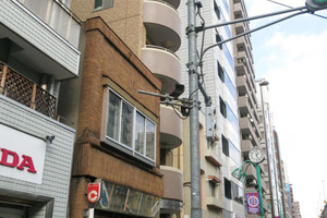 フローレンスパレス笹塚の外観