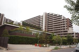 東京スイートレジデンスの外観