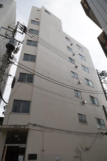正ビル瀬田マンションの外観