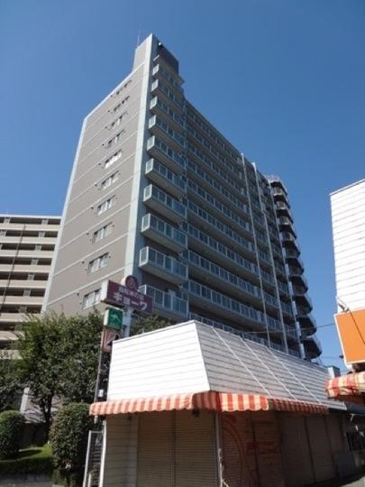 コスモお花茶屋3番館