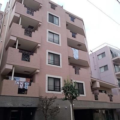 ガーデンホーム多摩川3