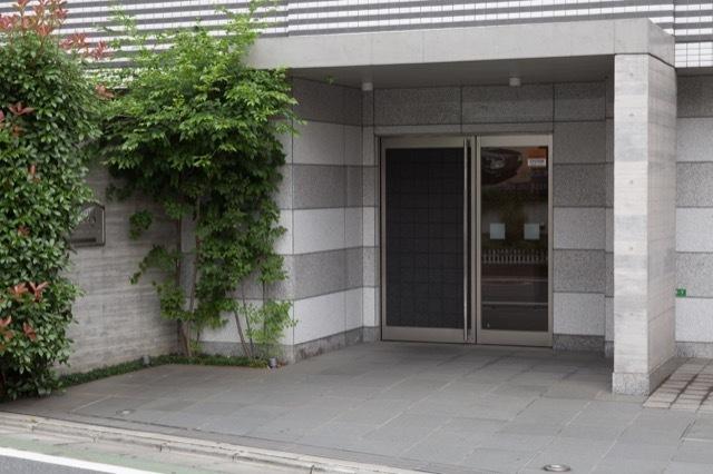 プレールドゥーク東京ノース4のエントランス