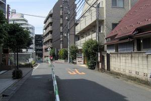 クレイシア北新宿の外観