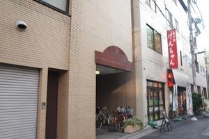 神田乗物町ビルのエントランス