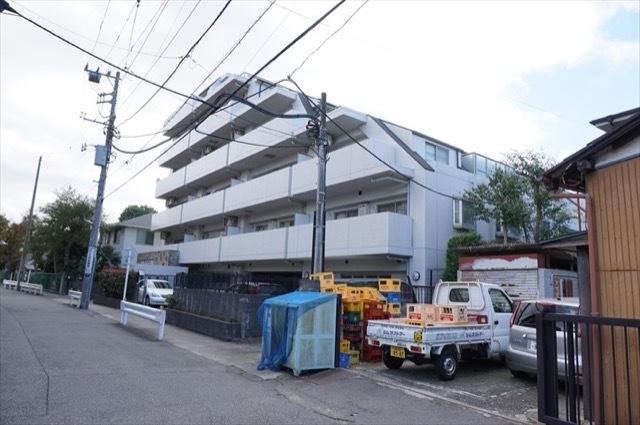 マイキャッスル武蔵新城2の外観