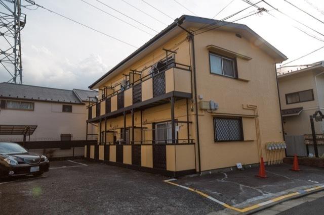 浜田山ハウスの外観
