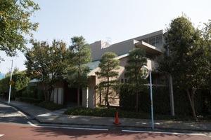 パークハウス松ノ木の外観