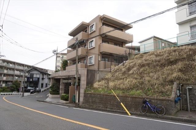 クリオ鶴見東寺尾1番館の外観