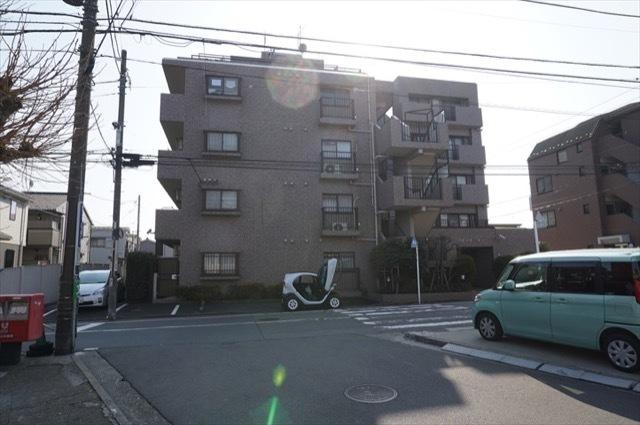 ナイスアーバン南太田三春台の外観