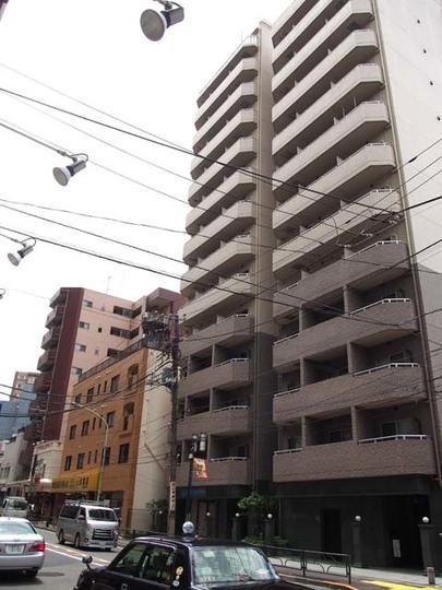 メインステージ田端壱番館の外観