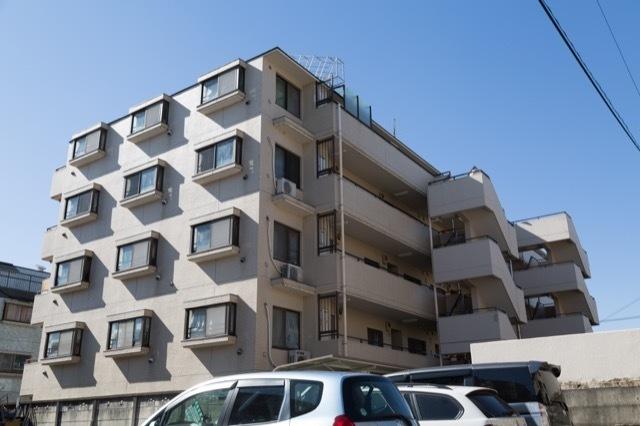 シティホーム二子玉川の外観