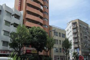 ライオンズマンション西新宿第2の外観