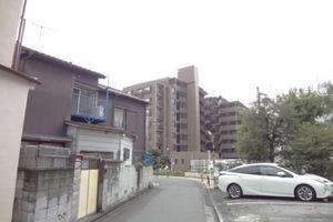 バームステージ綾瀬の外観