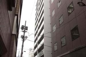 クリオ東神田の外観