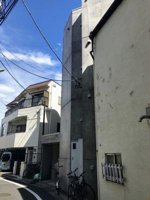 プリズント・リガーレ世田谷上町の外観