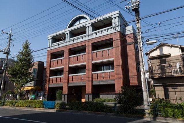 クレアシオン新高円寺の外観