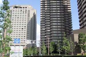 恵比寿ガーデンテラス壱番館の外観