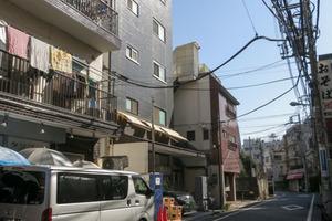 パレスマンション(渋谷区)の外観