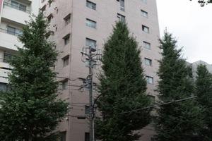上荻永谷マンションの外観