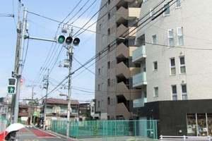 Dクラディア目黒本町の外観