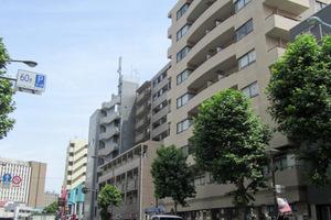 東急ドエルアルス早稲田の外観