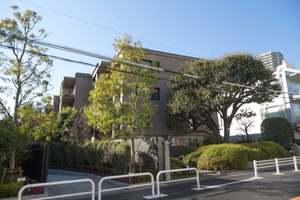 駒沢グランドヒルズの外観
