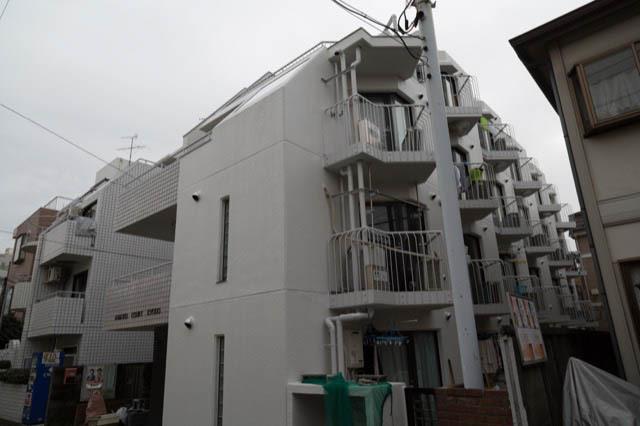 ヒミココート経堂の外観
