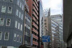 サンテミリオン渋谷道玄坂の外観