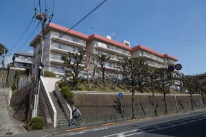 成城ハウスの外観