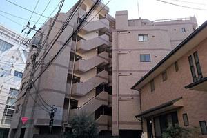 グリフィン南蒲田アクトシティの外観