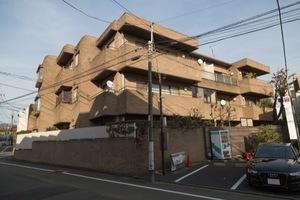 サンク駒沢の外観