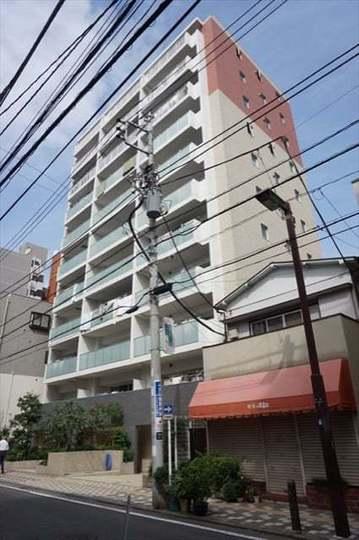 ルネサンス横浜阪東橋医大通りの外観