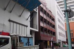 銀座永谷タウンプラザの外観