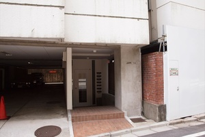 永田町ハウスのエントランス