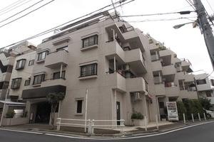 キャニオンマンション板橋本町の外観
