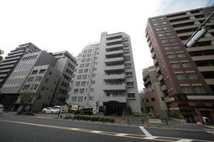 東大井シティハウスの外観