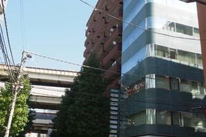 ニューシティハイツ日本橋の外観