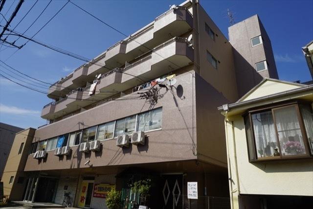 ニュー磯子マンション