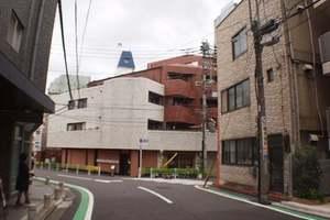 インペリアル赤坂1番館の外観