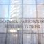 大山パークハウススタイリッシュタワーの看板