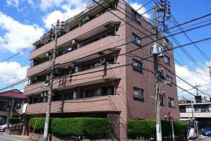 グランイーグル新蒲田の外観