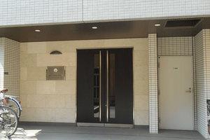 ライジングプレイス錦糸町3番館のエントランス