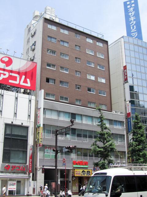 同栄新宿ビルの中古価格・購入・売却 | 新宿区歌舞伎町