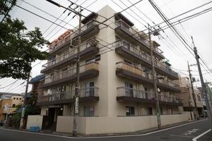 三田桜台コーポの外観